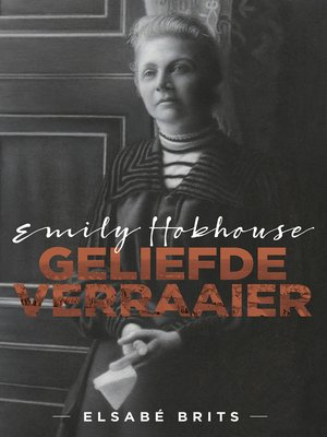 cover image of Emily Hobhouse