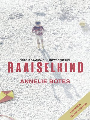 cover image of Raaiselkind