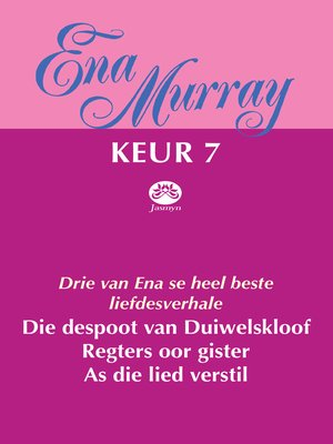 cover image of Ena Murray Keur 7