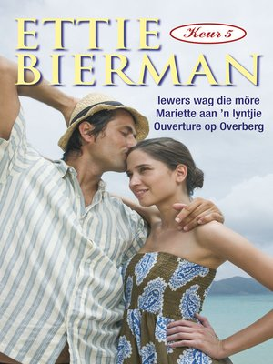 cover image of Ettie Bierman Keur 5