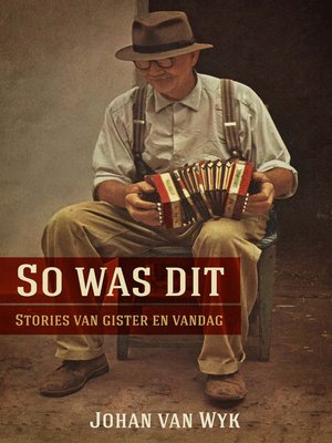 cover image of So was dit
