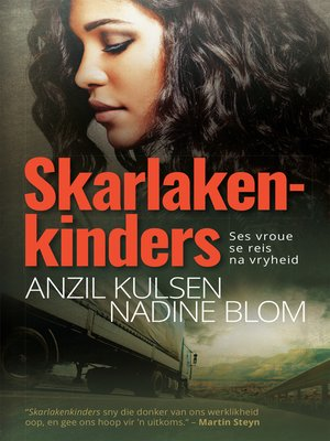 cover image of Skarlakenkinders