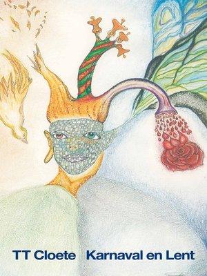 cover image of Karnaval en lent