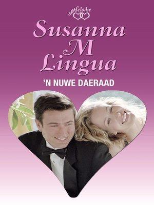 cover image of 'n Nuwe daeraad