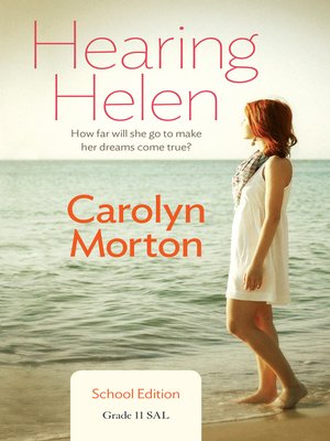 cover image of Hearing Helen