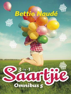 cover image of Saartjie Omnibus 5