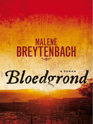 cover image of Bloedgrond