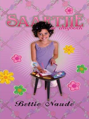 cover image of Saartjie se dagboek (#17)