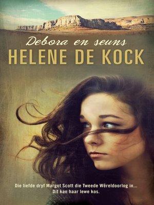 cover image of Debora en seuns