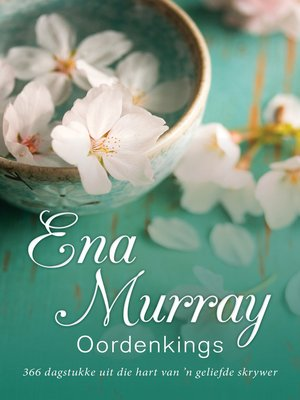 cover image of Ena Murray Oordenkings