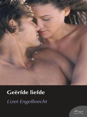 cover image of Geërfde liefde
