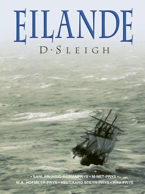 cover image of Eilande