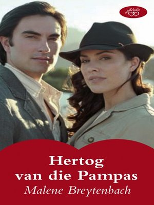 cover image of Hertog van die Pampas