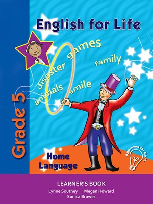 cover image of English for Life Learner's Book Grade 5 Home Language