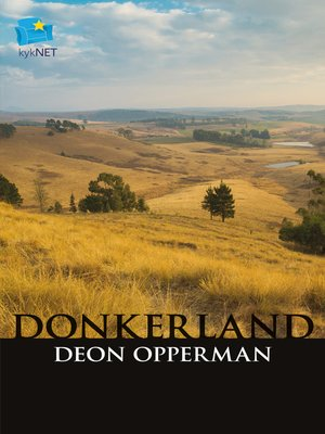 cover image of Donkerland