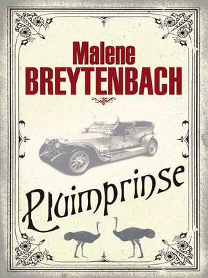 cover image of Pluimprinse