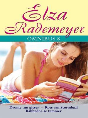 cover image of Elza Rademeyer Omnibus 8