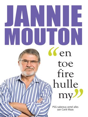 cover image of Jannie Mouton
