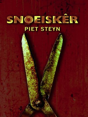 cover image of Snoeiskêr