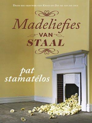 cover image of Madeliefies van staal