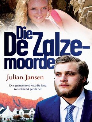 cover image of Die De Zalze-moorde