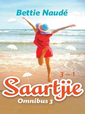 cover image of Saartjie Omnibus 3