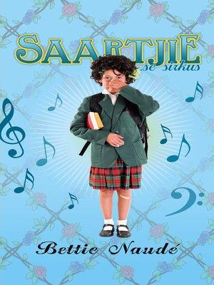 cover image of Saartjie se sirkus (#21)