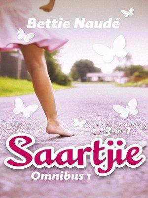 cover image of Saartjie Omnibus 1