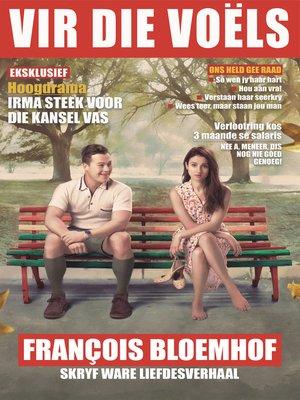cover image of Vir die voëls
