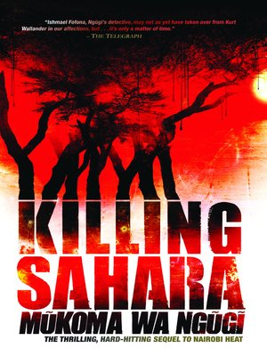 cover image of Killing Sahara