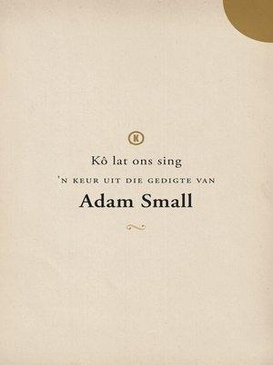 cover image of Ko lat ons sing
