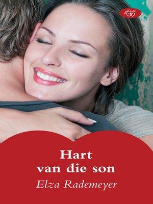 cover image of Hart van die son