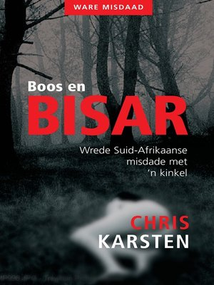 cover image of Boos en Bisar