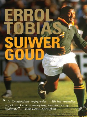 cover image of Errol Tobias