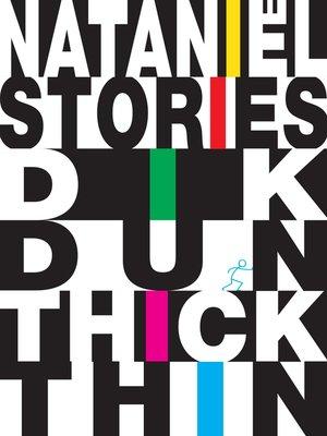 cover image of Dik Dun Thick Thin