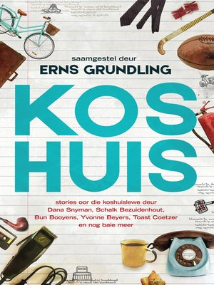 cover image of Koshuis