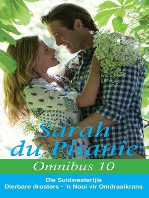 cover image of Sarah du Pisanie Omnibus 10