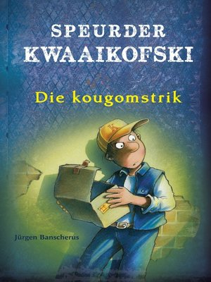cover image of Speurder Kwaaikofski 1
