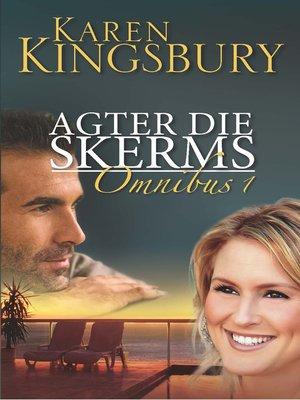 cover image of Agter die skerms Omnibus 1