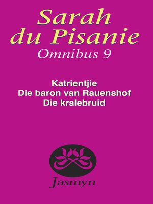 cover image of Sarah du Pisanie Omnibus 9