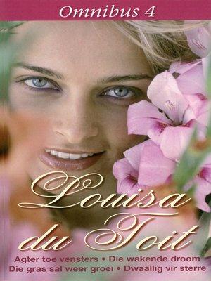 cover image of Louisa du Toit Omnibus 4