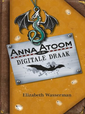 cover image of Anna Atoom en die digitale draak