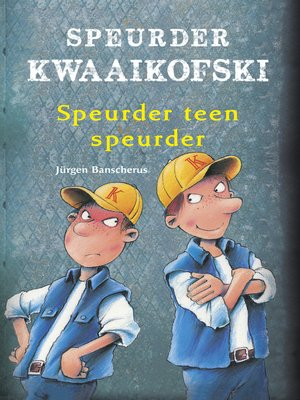 cover image of Speurder Kwaaikofski 7