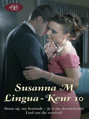 cover image of Susanna M Lingua-keur 10