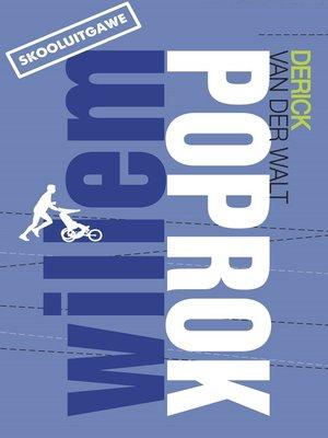 cover image of Willem Poprok (skooluitgawe)