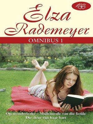 cover image of Elza Rademeyer Omnibus 1