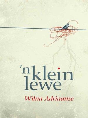 cover image of 'n Klein lewe