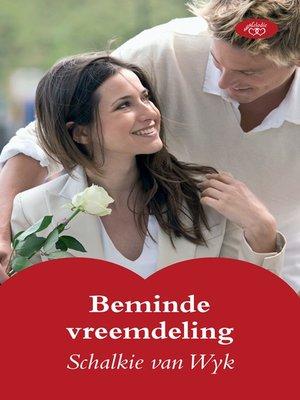 cover image of Beminde vreemdeling
