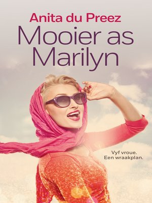 cover image of Mooier as Marilyn