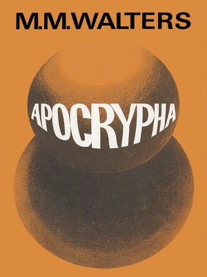 cover image of Apocrypha